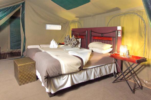 Camp Savuti | Chobe National Park Accommodation